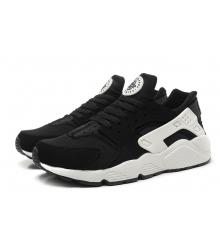 Кроссовки Nike Air Huarache Black/White