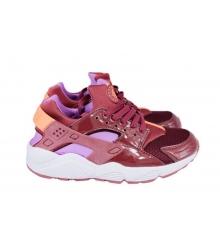 Кроссовки женские Nike (Найк) Air Huarache (Хуарачи) Bloody Red