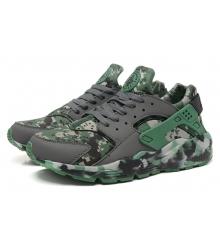 Кроссовки Nike Air Huarache Military Green