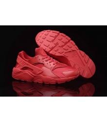 Кроссовки женские Nike (Найк) Air Huarache (Хуарачи) Red