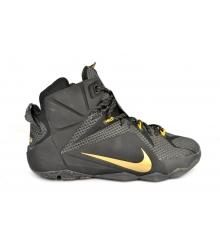 Баскетбольные кроссовки Nike Air Jordan 2015 Black/Gold