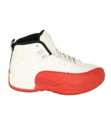 Баскетбольные кроссовки Nike Air Jordan 23 (Найк Джордан) кожаные White/Red