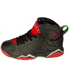 Баскетбольные кроссовки Nike Air Jordan 4 New Black/Red