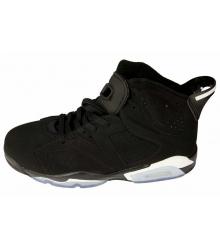 Баскетбольные кроссовки Nike Air Jordan 7 (Найк Джордан) Black/White