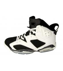 Баскетбольные кроссовки Nike Air Jordan (Найк Джордан) 7 White/Black