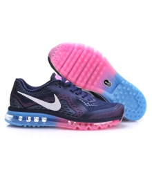 Кроссовки Nike Air Max 2014 Blue/Pink
