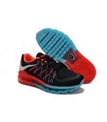 Кроссовки Nike Air Max 2015 Black/Blue/Pink