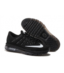 Кроссовки мужские Nike Air Max 2016 (Найк Аир Макс) Black