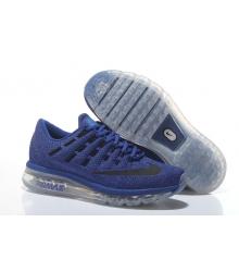 Кроссовки мужские Nike Air Max 2016 (Найк Аир Макс) Light Blue