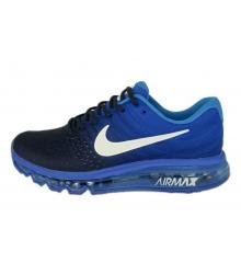 Кроссовки мужские Nike Air Max 2017 (Найк Аир Макс) Blue