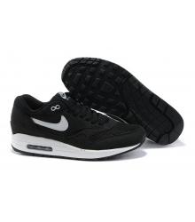 Кроссовки Air Max 87 Nike (Найк Аир Макс 87) Black/White