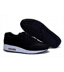 Мужские кроссовки Nike (Найк Аир Макс) Air Max 87 Black/White