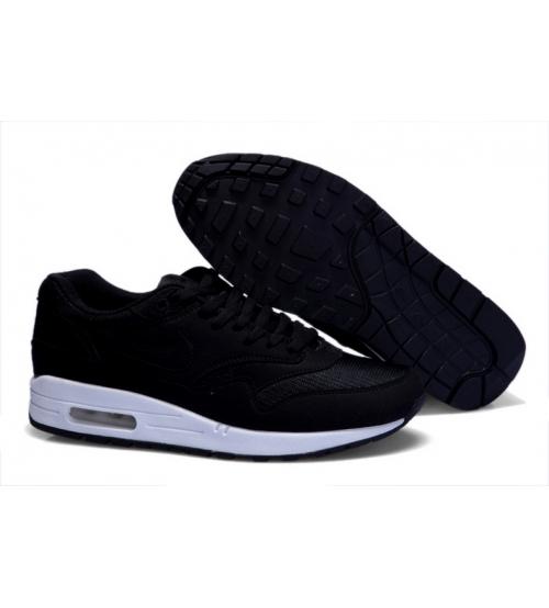 260310d825e1 Мужские кроссовки Nike (Найк Аир Макс) Air Max 87 Black White - 4 ...