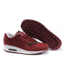 Кроссовки Nike (Найк Аир Макс) Air Max 87 Cherry/White