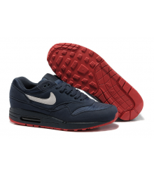 Кроссовки Nike Air Max 87 (Найк Аир Макс 87) Blue/Red/White