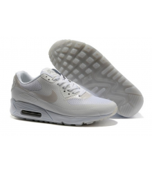 Кроссовки Nike Air Max 90 Hyperfuse/White