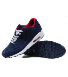 Кроссовки Nike Air Max 90 VT Dark Blue Red