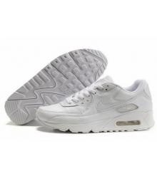 Кроссовки Nike Air Max 90 (Найк Аир Макс) White