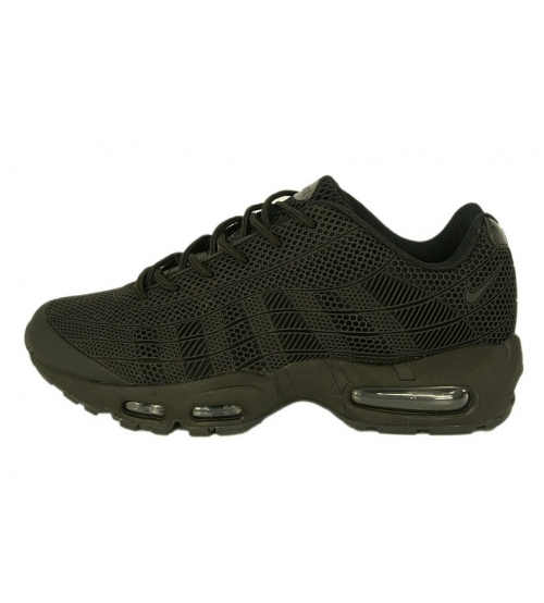 Кроссовки мужские Nike Air Max 95 (Найк Аир Макс) Black