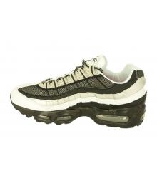 Кроссовки спортивные Nike Air Max 95 (Найк Аир Макс) Black/White