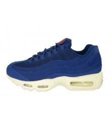 Кроссовки мужские Nike Air Max 95 (Найк Аир Макс) Blue