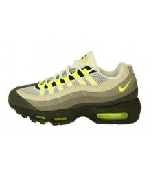 Кроссовки мужские Nike Air Max 95 (Найк Аир Макс) Grey
