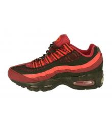 Кроссовки мужские Nike Air Max 95 (Найк Аир Макс) Red