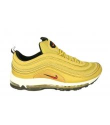 Кроссовки мужские Nike Air Max 97 (Найк Аир Макс 97) Yellow