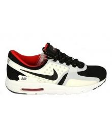 Кроссовки Nike Air Max Zero Black/White/Red