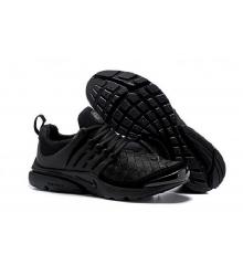 Кроссовки мужские Nike Air Presto (Найк Аир Престо) Black