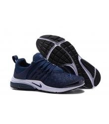 Кроссовки мужские Nike Air Presto (Найк Аир Престо) Blue