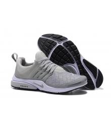 Кроссовки мужские Nike Air Presto (Найк Аир Престо) Grey