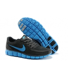 Кроссовки Nike Free Run 5.0 V4 Grey/Blue