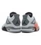 Баскетбольные кроссовки Jordan Nike 4 IV Retro Silver/White