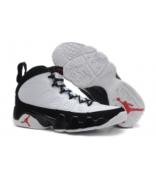 Кроссовки Nike Air Jordan 9/IX Retro GS Black/White