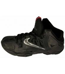 Баскетбольные кроссовки Nike Lebron Black