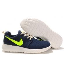 "Кроссовки Nike ""Roshe Run"" Blue/Green"