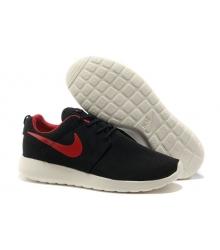 "Кроссовки Nike ""Roshe Run"" Black/Red/White"
