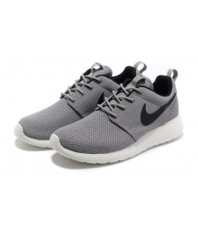 Кроссовки Nike Roshe Run Ligth Grey/Black
