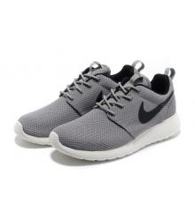 Кроссовки Nike Roshe Run Ligth Grey/Black