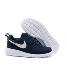 "Кроссовки Nike ""Roshe Run"" White/Blue"