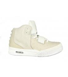 Кроссовки Nike Air Yeezy 2 (Найк Аир Изи) White