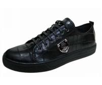 Мужские ботинки Philipp Plein (Филипп Плейн) Anniston Black