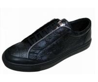 Мужские ботинки Philipp Plein (Филипп Плейн) стильные Black