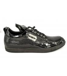 Ботинки Philipp Plein (Филипп Плейн) Low Black