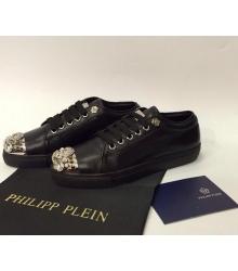 Женские кроссовки Philipp Plein (Филипп Плейн) Low Full Black