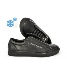 Зимние ботинки Philipp Plein Shadow Edition Black Winter