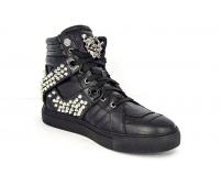 Осенние ботинки Philipp Plein Spikes