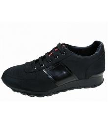 Кроссовки мужские Prada (Прада) Black