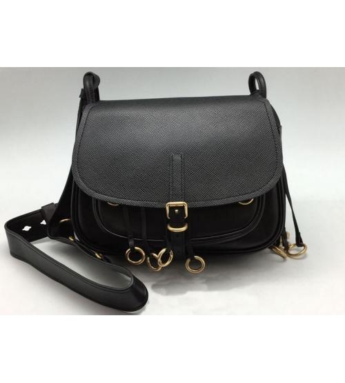 Женская сумка Prada (Прада) Black